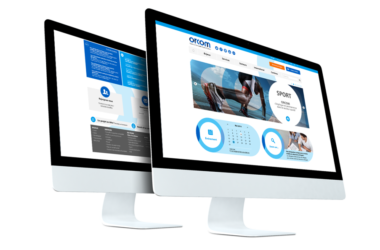 refonte site internet Orléans ORCOM