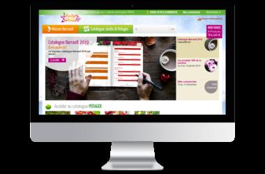 E-commerce B to B PRESTASHOP couplé SAGE X3